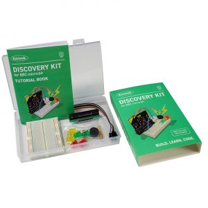 Kitronik extends BBC micro:bit range with Discovery Kit