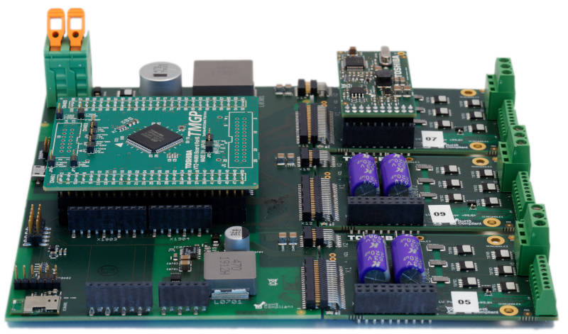 Toshiba launching servo drive reference model at Embedded World