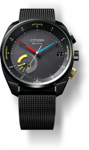 "Gadget Watch: IoT friendly ""Eco-Drive Riiiver"" smartwatch tells the score"