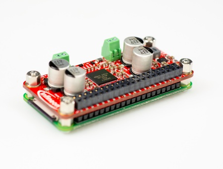 Infineon makes HAT for Raspberry Pi