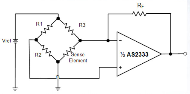 1.8V chopper stabilised dual precision op-amp from Diodes