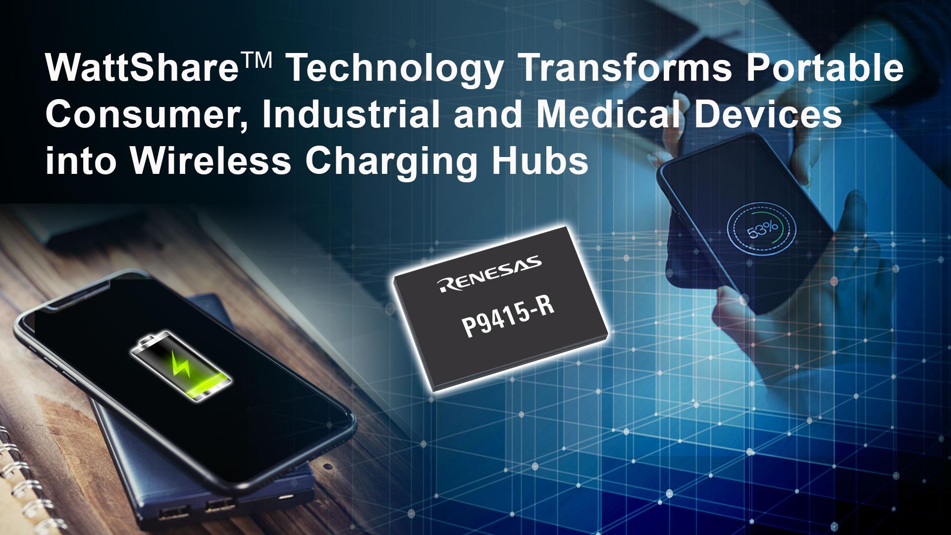 Renesas adds to wireless power portfolio