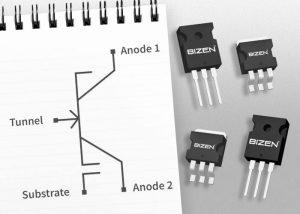 Силовой транзистор SearchForTheNext Wafertrain Bizen