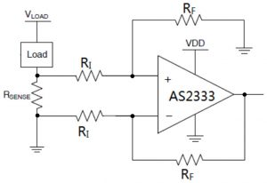 Diodes-AS2333-Precision-opamp-diff-amp
