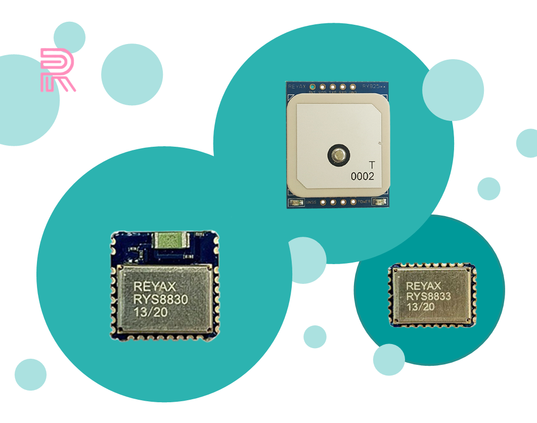 Reyax claims GNSS antenna modules are 'world's smallest' thumbnail