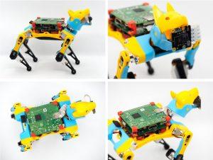 Crowdfunding Watch: Arduino powers Petoi Bittle, the robo pup