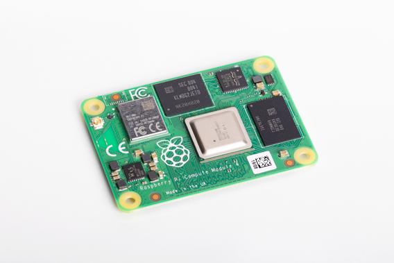 Farnell launches Raspberry Pi Compute Model 4
