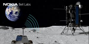 Nokia to build a cellular network on the Moon