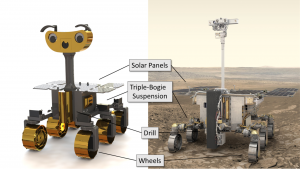How to 3D print ExoMy, your own mini Mars rover