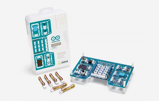 Arduino and Seeed put together the Arduino Sensor STEM Kit