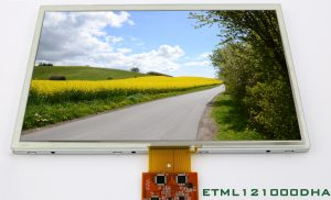 EDT develops replacement modules for Mitsubishi TFT LCD modules