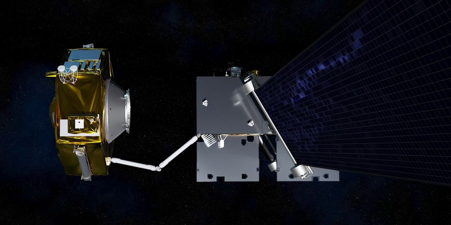 Thales Alenia Space to lead on on-orbit servicing EROSS+ thumbnail