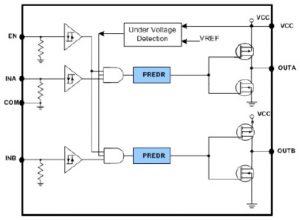 Infineon-2ED24427N01F-блок драйвера затвора