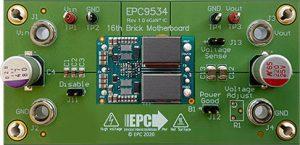 Демонстрационная плата EPC9157 dc-dc