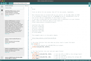 Arduino IDE updated for faster compilation times and auto-completion