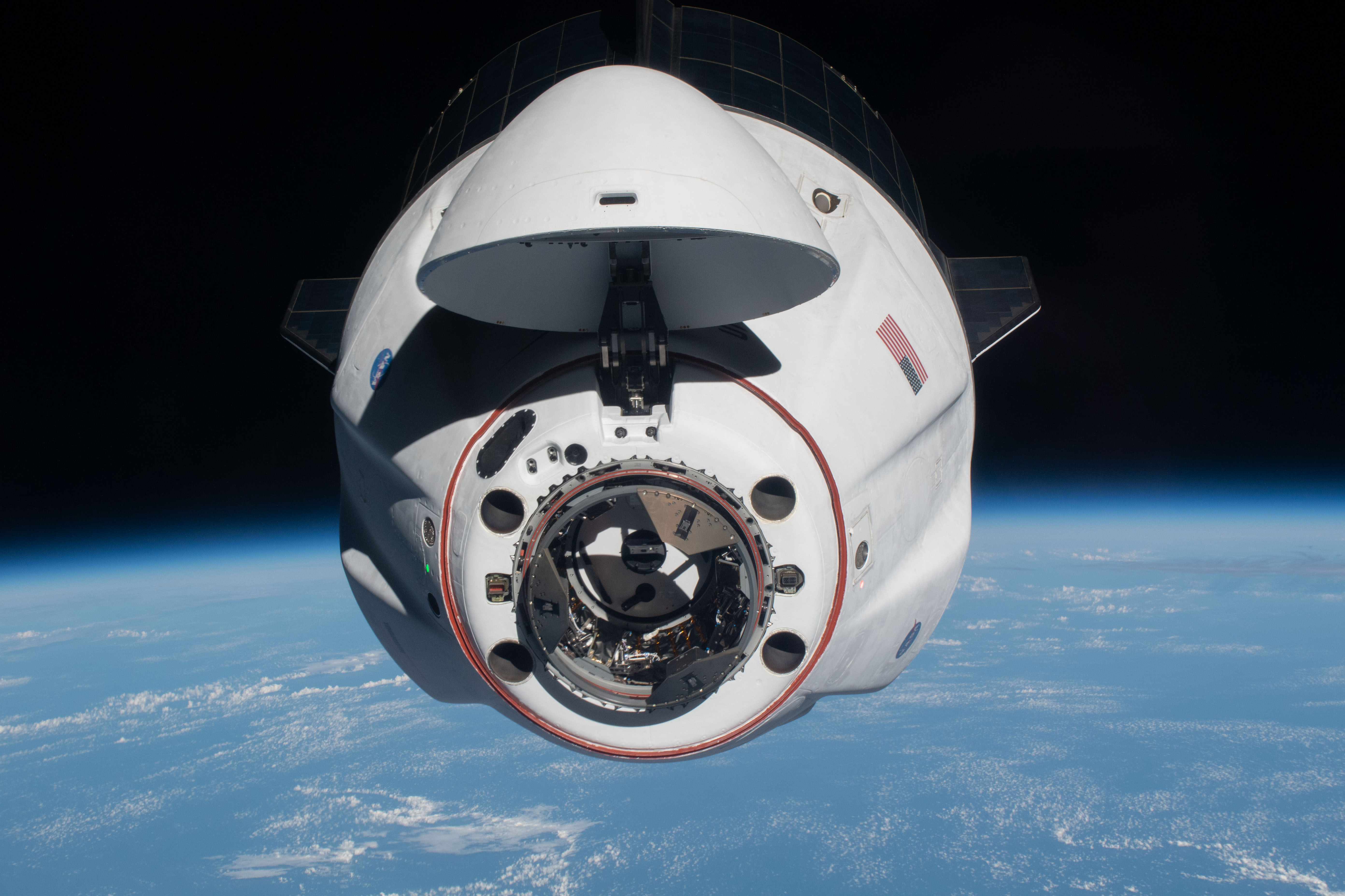 Picture of the Day: Welcome to the ISS, Crew Dragon Endeavour