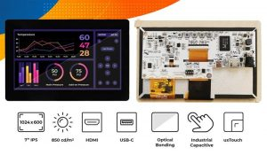 """Competition: Win an IPS 7.0"""" HDMI TFT display for your Raspberry Pi project"""