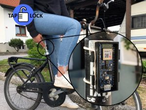 Arduino Nano helps secure your bicycle