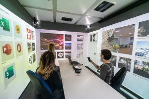 Igloo Vision's immersive workspaces