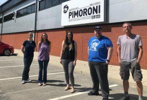 Pimoroni Sheffield HQ