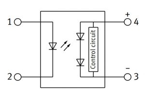 Panasonic photovoltaic mosfet gate driver