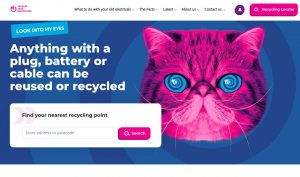 Recycle Your Electricals, give the environment a chance