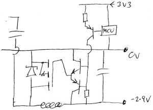 EinW Cuk synchronous rectifier drive p-mosfet v2