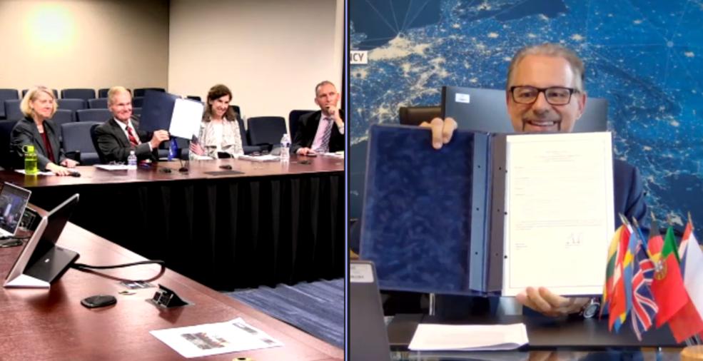 ESA, NASA combine efforts on understanding climate change - Electronics Weekly