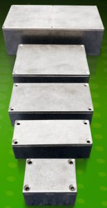 Rugged die cast enclosures from BCL