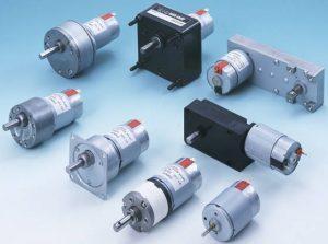 EMS Nidec Servo DMN brushed motors