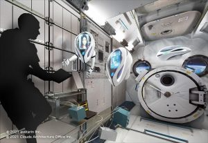 Japanese Space Agency plans for Avatars in space