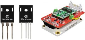 Microchip 1700V SiC mosfets