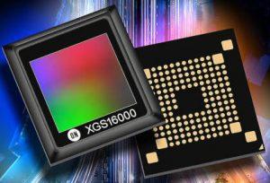 OnSemi XGS16000 image sensor