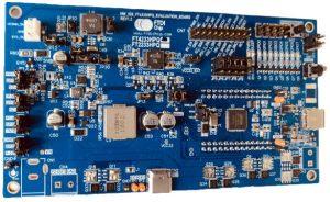 FT4233HP USB serialFIFO eval board
