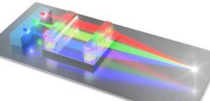 TriLite Technologies laser assembly