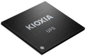 Kioxia BiCS flash