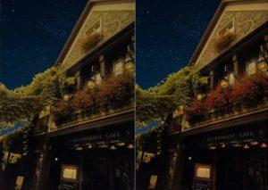 Nichia HPS replacement colour rendering comparison