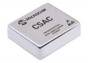 Microchip SA65 CSAC atomic clock