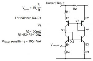 ZDS1009 high-side current sense