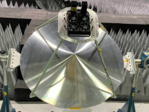 Lockheed Martin 5G space antenna