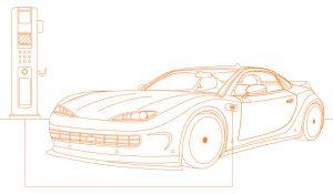 Onsemi electric vehicle