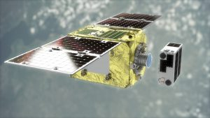 Astroscale's ELSA-d demonstrates Magnetic Capture in space