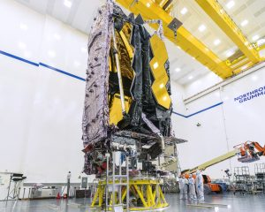 James Webb Space Telescope passes final tests before shipment