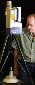 NIST microphone calibration Richard Allen