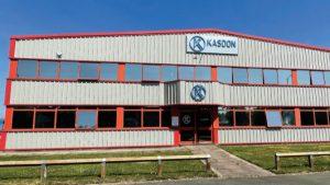 Kasdon new facility outside