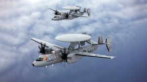 BAE Systems wins contract for E-2D Advanced Hawkeye's IFF capabilities