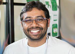 Dr Dhaneesh Kumar MonashU Fleet