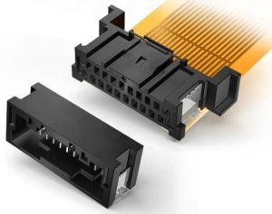 Panasonic CF2 automotive connector