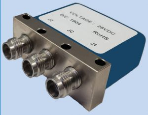 Teledyne CCR50 GHz relay 520