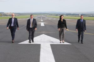 Glasgow Prestwick Spaceport signs Astraius for horizontal launches
